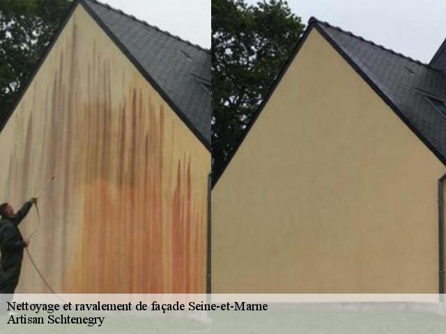 Nettoyage Et Ravalement De Façade 77 Seine-et-Marne