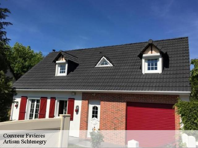 Couvreur  favieres-77220