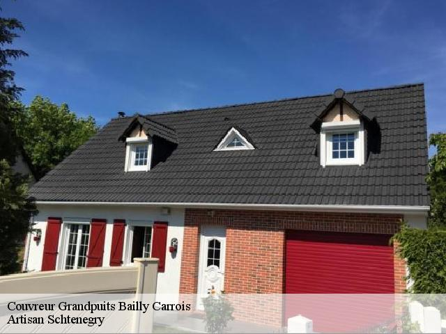 Couvreur  grandpuits-bailly-carrois-77720